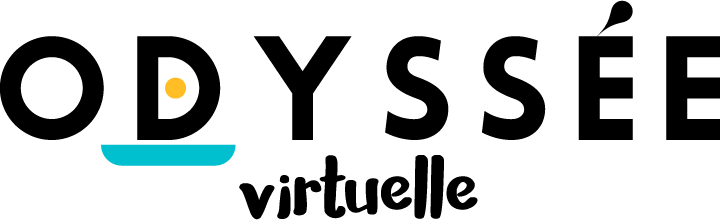 Logotype Odyssée Virtuelle